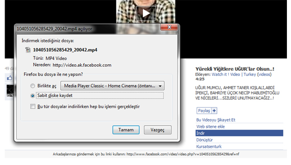 Facebook1 facebook videolar n indirin facebook video ndir scripti